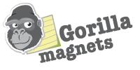 Gorilla Magnets B.V. Produzione e stampa di calamite personalizzate.